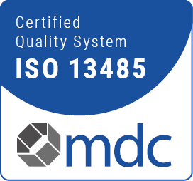 MDC Certifid Quality System ISO 13485